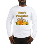 Nana's Pumpkins Long Sleeve T-Shirt
