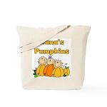 Nana's Pumpkins Tote Bag
