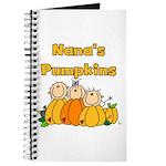 Nana's Pumpkins Journal