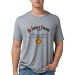 New Father's Day Mens Tri-blend T-Shirt