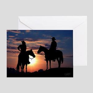 Enjoy the ride - Greeting Card