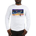 XmasSunrise/Cavalier #6 Long Sleeve T-Shirt