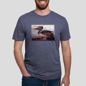 Brown Pelican Audubon Print T-Shirt