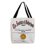 New Mother's Day Polyester Tote Bag