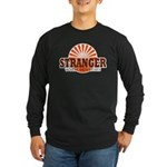 Stranger Long Sleeve Dark T-Shirt
