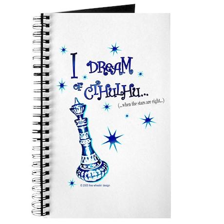I Dream of Cthulhu Journal