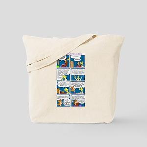 Language Tote Bag