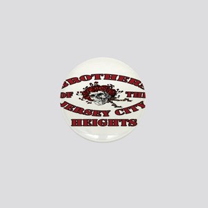 Brothers of the Jersey City Heights Mini Button