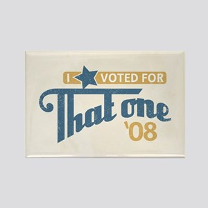 Voted For That One Rectangle Magnet