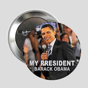 "My President (Crowd) 2.25"" Button"