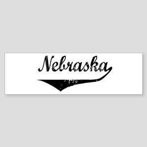 Nebraska Bumper Sticker