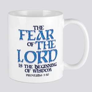 Fear of the Lord Mug