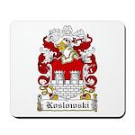 Koslowski Family Crest Mousepad