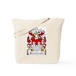 Koslowski Family Crest Tote Bag