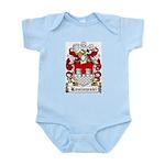 Koslowski Family Crest Infant Creeper