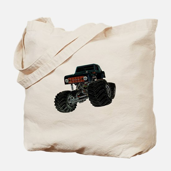 Monster Crawler II Tote Bag