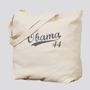 Obama, Number 44 Tote Bag