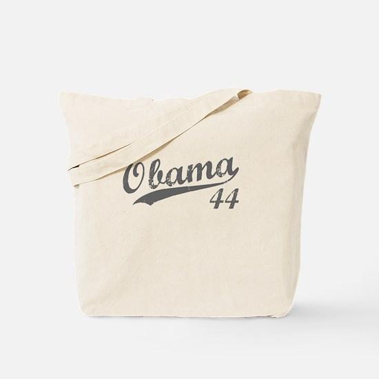 Obama, Number 44 Tote Bag