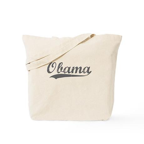 Team Obama Baseball Tote Bag