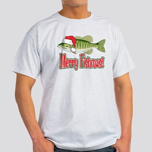 Merry Fishmas Light T-Shirt