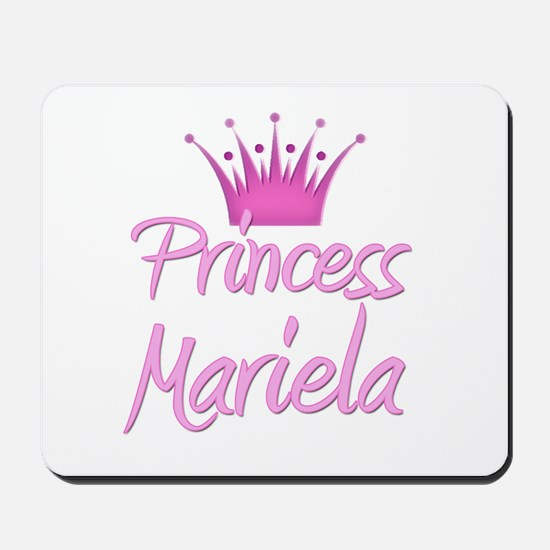 Princess Mariela Mousepad