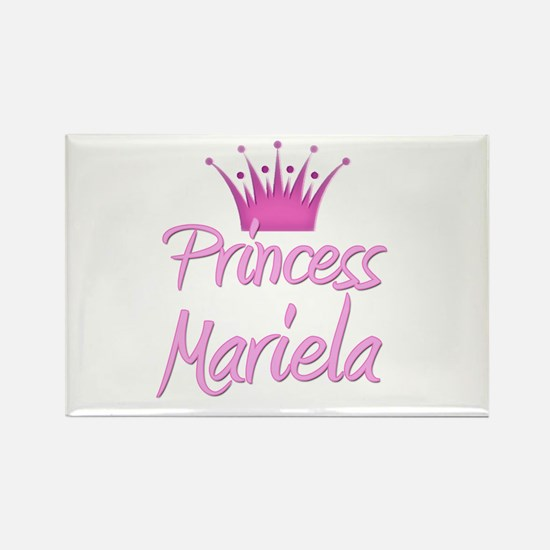 Princess Mariela Rectangle Magnet