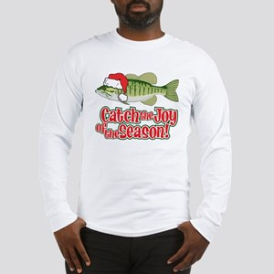 Catch The Joy Fishing Long Sleeve T-Shirt