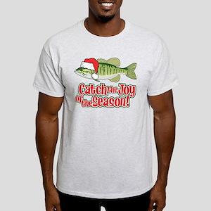 Catch The Joy Fishing Light T-Shirt