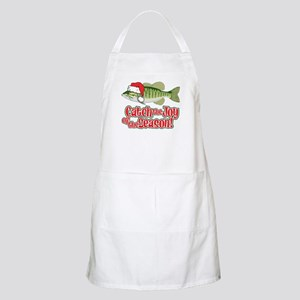 Catch The Joy Fishing BBQ Apron
