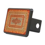 Needlepoint Hitch Cover