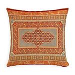 Needlepoint Everyday Pillow