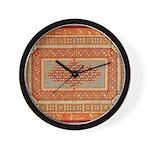 Needlepoint Wall Clock