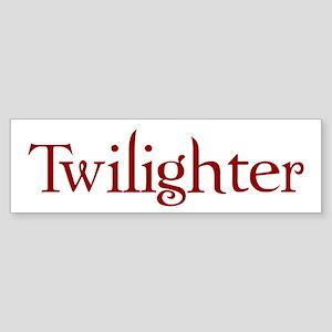 Twilighter Bumper Sticker