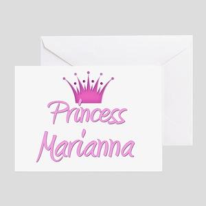 Princess Marianna Greeting Card