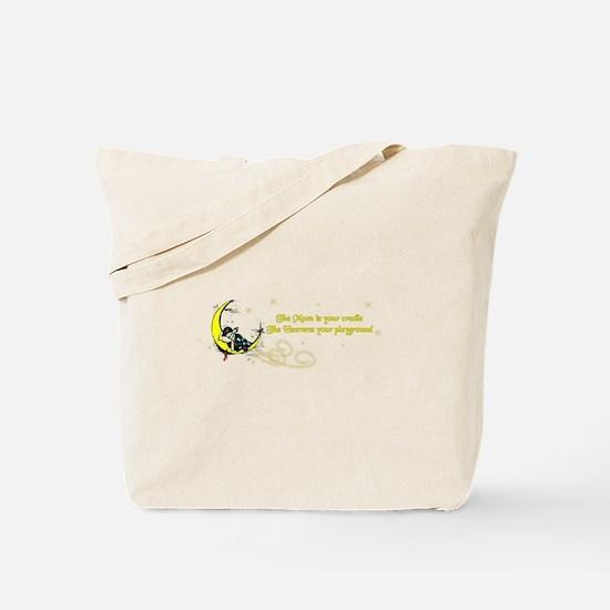 Mood Cradle Tote Bag
