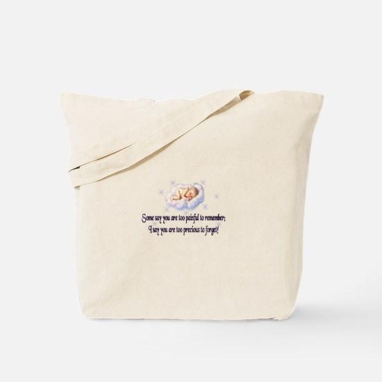 Too Precious Tote Bag