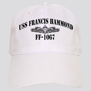 USS FRANCIS HAMMOND Cap