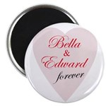 Bella and Edward Twilight Mov Magnet