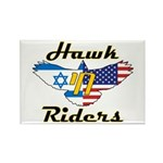 HawkChai Rectangle Magnet (100 pack)