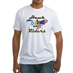 HawkChai Fitted T-Shirt