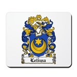 Leliwa Family Crest Mousepad