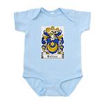 Leliwa Family Crest Infant Creeper