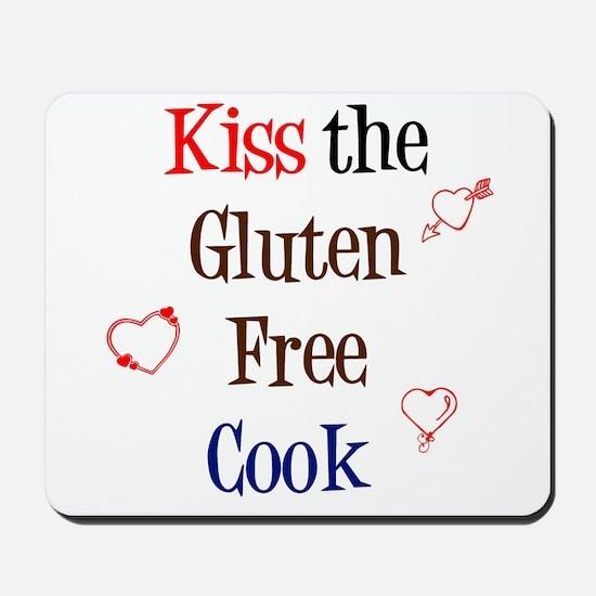 Gluten Free Cook Mousepad
