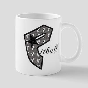 P Is For Pitbull Mug