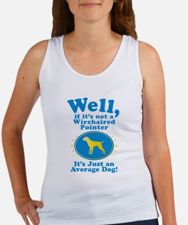 German Wirehaired Pointer Women's Tank Top
