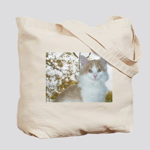 Cute Kitten Tote Bag