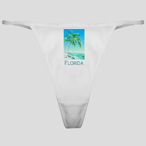 Florida Palms Classic Thong