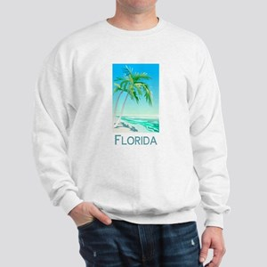 Florida Palms Sweatshirt