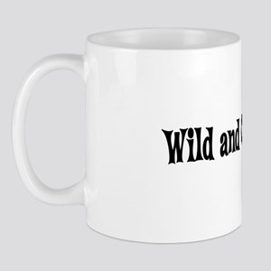 Wild and Crazy Guy Mug