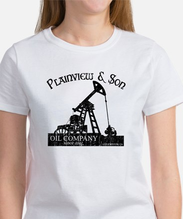 There Will Blood Plainview Women's T-Shirt
